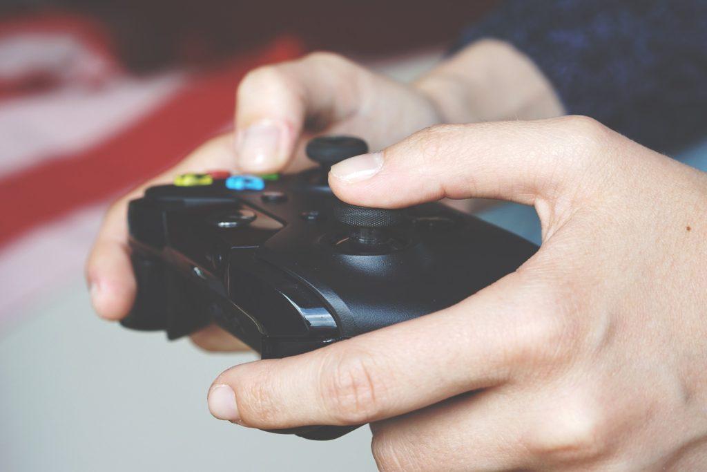 ゲームコントローラー 画像